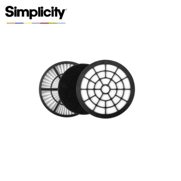 Simplicity S20 PET HEPA Media and Secondary Filter Set (SF20PET)