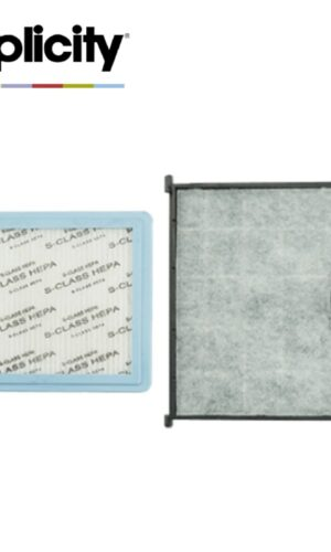 Simplicity SF-I3G HEPA Media and Granulated Charcoal Filter Set