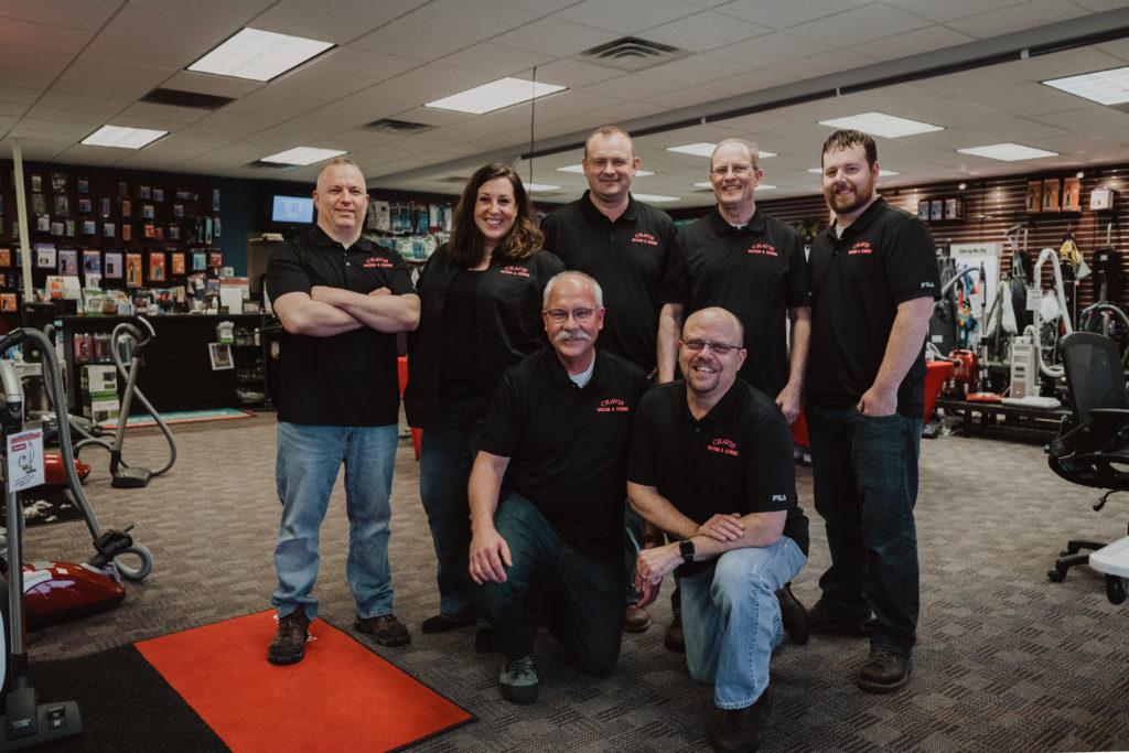 Chavis Burnsville Staff