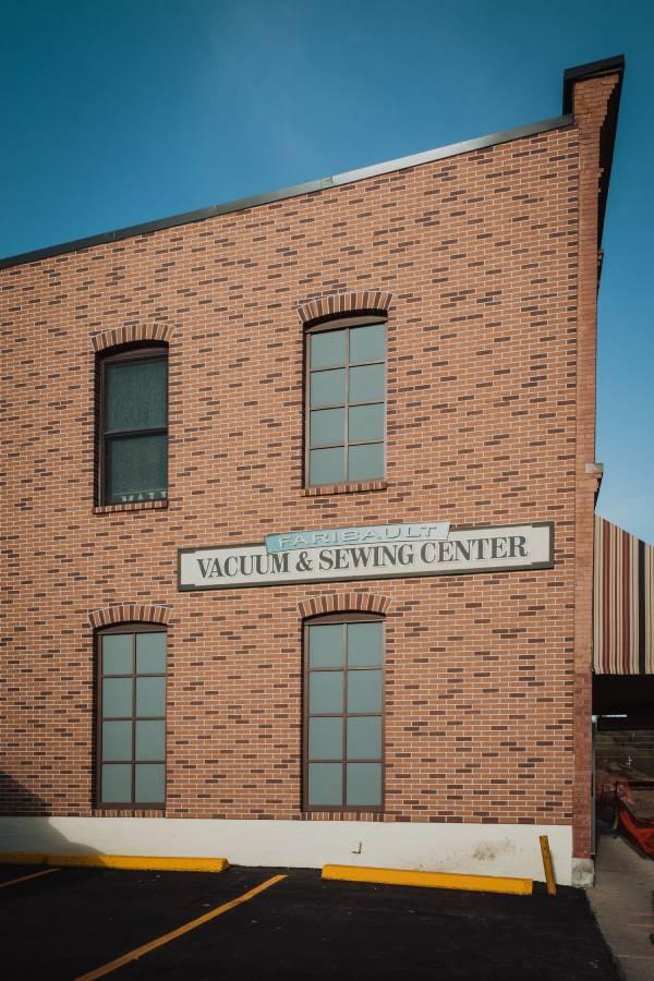 Faribault - Chavis Vacuum & Sewing Storefront