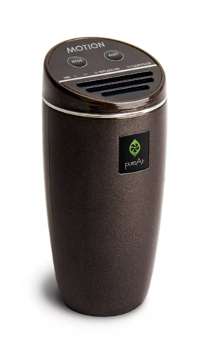 pureAir MOTION Car Purifier
