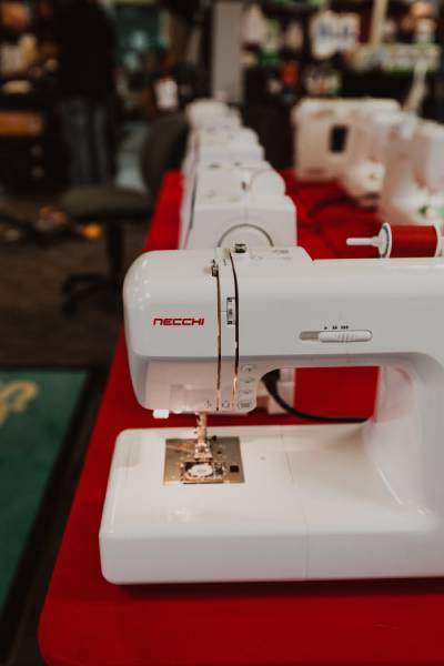 Necchi Sewing Machine Repair Near Me