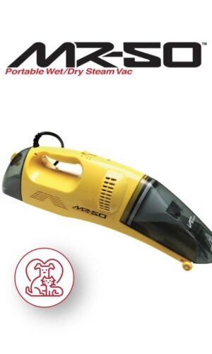 MR-50 Steam Vacuum Combo