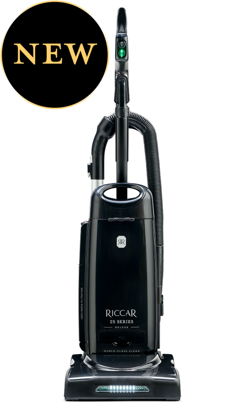 Riccar R25 Deluxe Clean Air Upright Vacuum