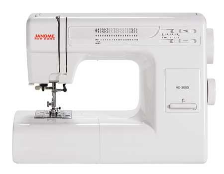 Janome HD-3000