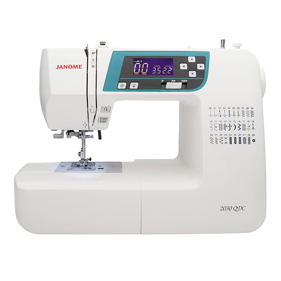 Janome 2030 QDC-B Sewing, Burnsville, MN Machine