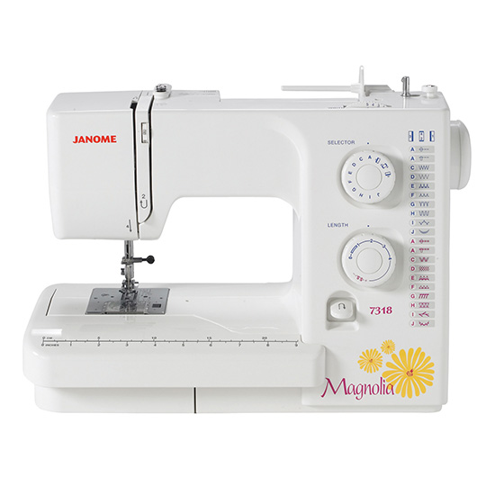Janome Magnolia 7318 Sewing Machine, Burnsville, MN