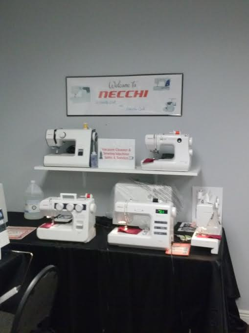 Necchi Sewing Machines