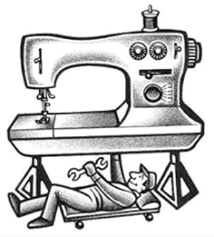 Sewing Machine Repair, Burnsville, MN