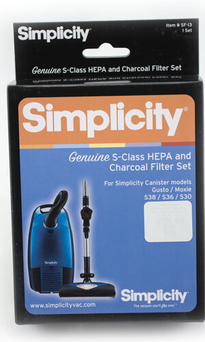 Simplicity HEPA & Charcoal Filter 7 S36 SF-I3