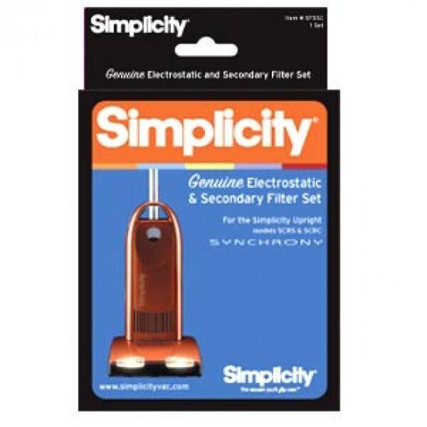 Simplicity SF5SC Synchrony Standard Filter Set